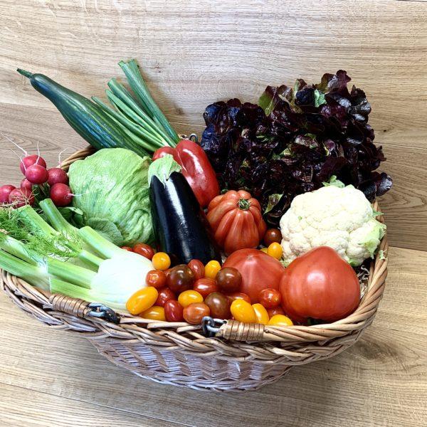 Gemüsekorb 2 Personen KW21 2020
