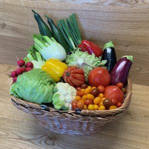 Gemüsekorb - 4 Pers KW21 2020